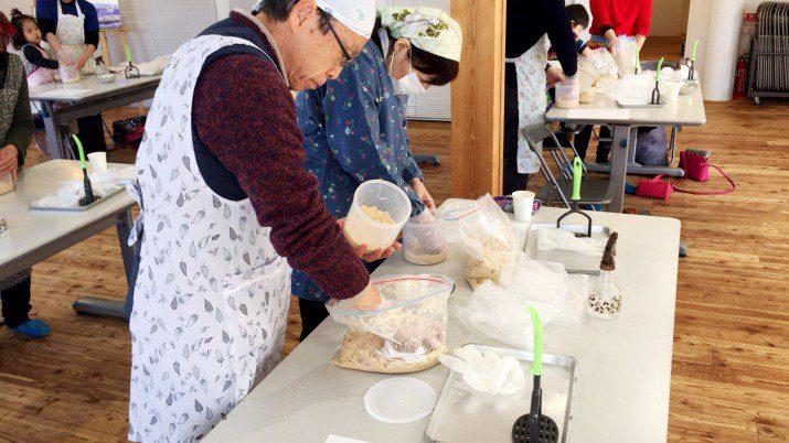 【体験レポート】これが我が家の手前味噌〜お味噌の手作り体験〜