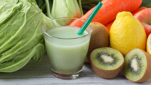 地場産のフルーツと野菜で、健康で美味しいスムージーづくり!