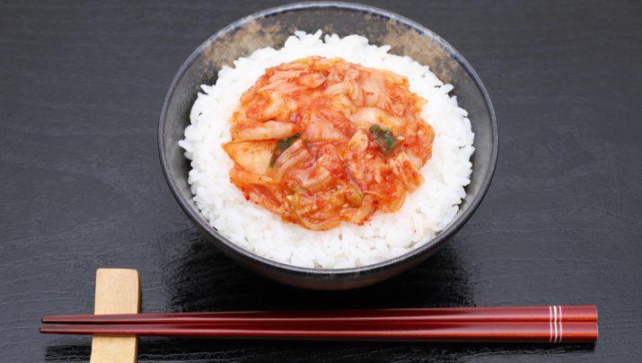 キムチの食べ比べ!漬かり具合で味が変わる?